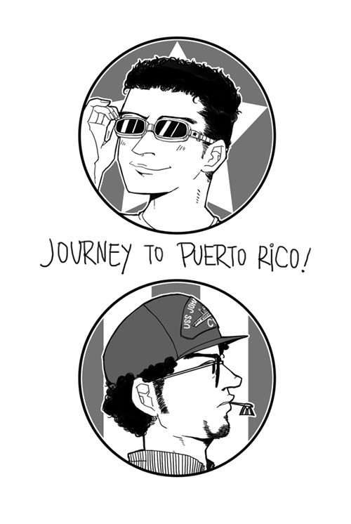 JOURNEY TO PUERTO RICO