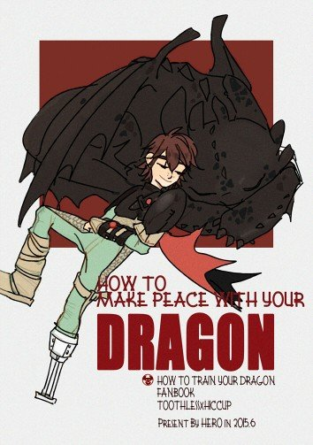 How To Make Peace With Your Dragon
