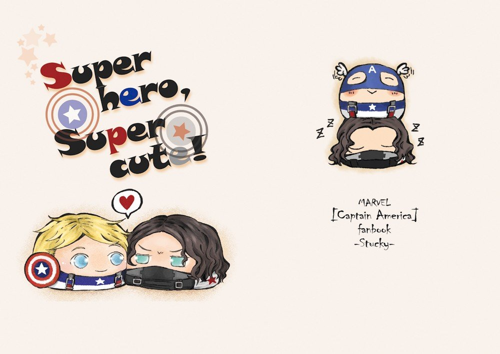 Super Hero, Super Cute!