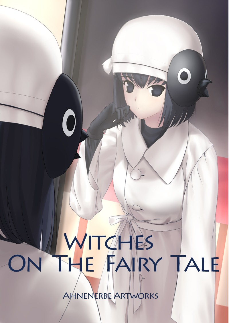 Witches On The Fairy Tale