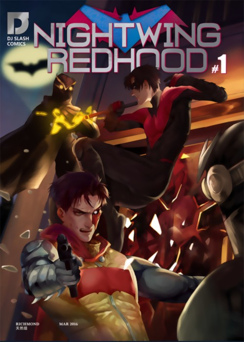 RED HOOD/NIGHTWING