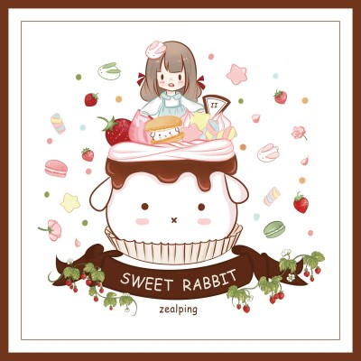 《SWEET RABBIT》二版