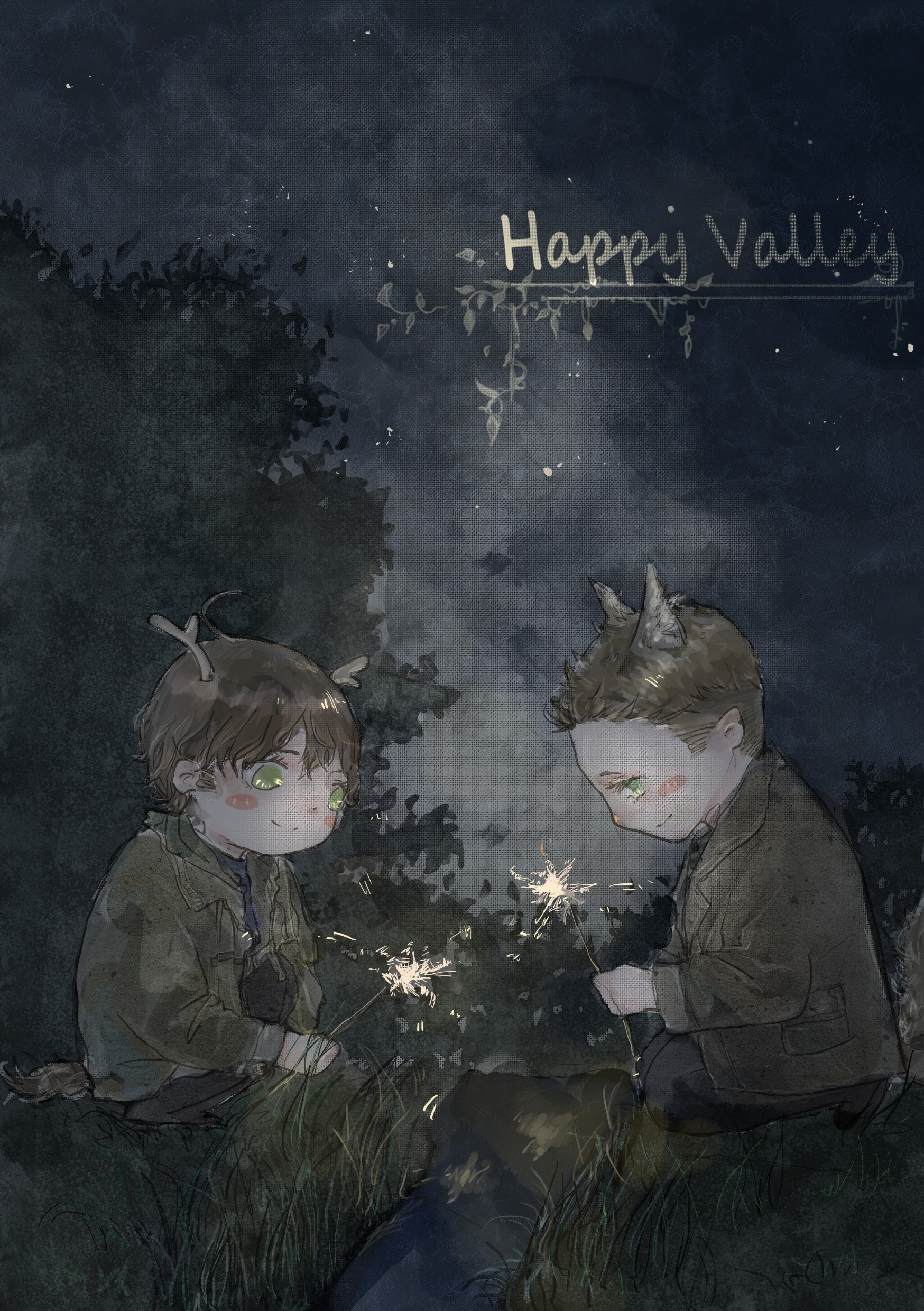 【SD】Happy Valley (文漫合本)