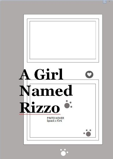 A Girl Named Rizzo